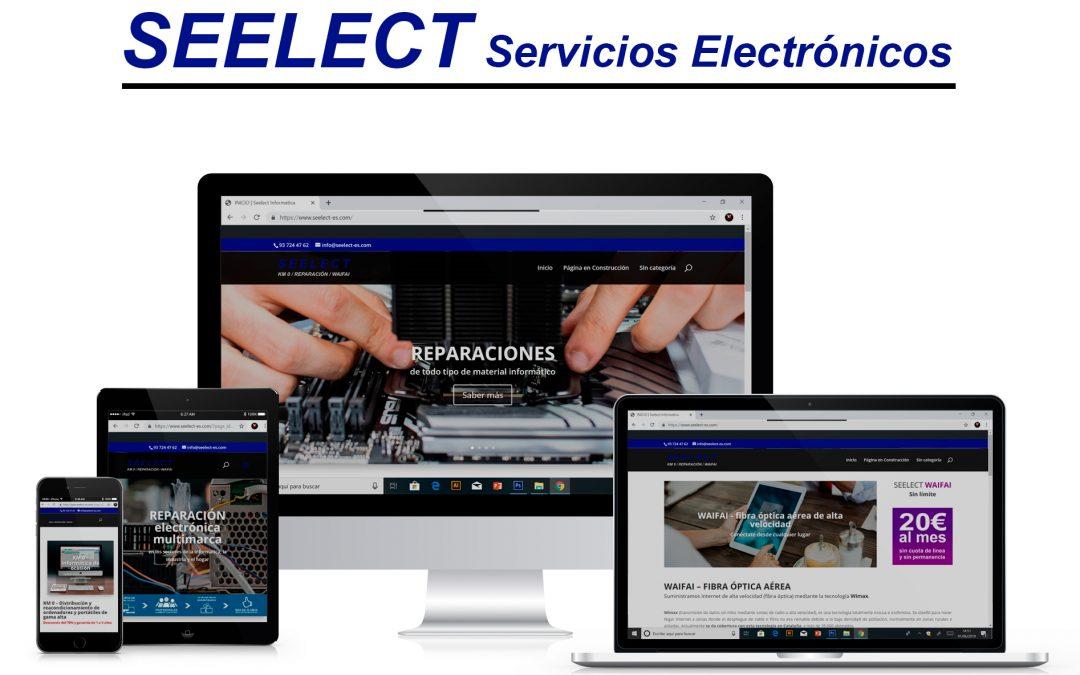 Nueva Web Seelect